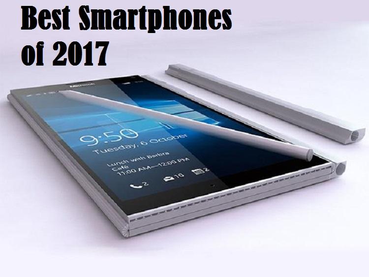 The Five Best Smartphones of 2017 That Do Not Have Vat