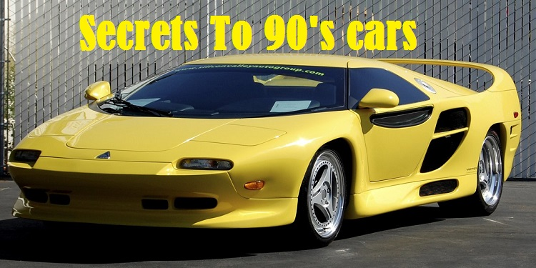 Secrets To 90's cars – Even In This Down Economy