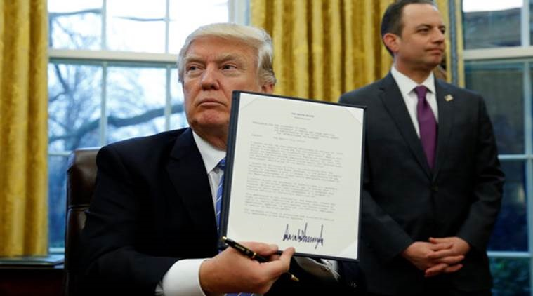 100 Days of Donald Trump