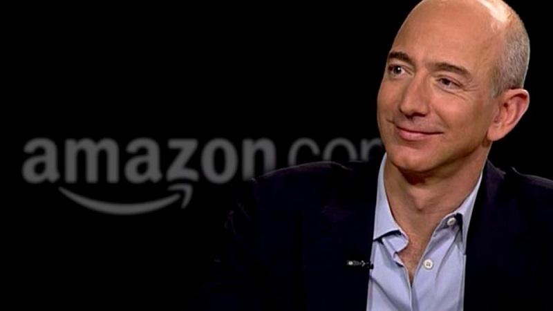 Famous entrepreneur: Jeff Bezos