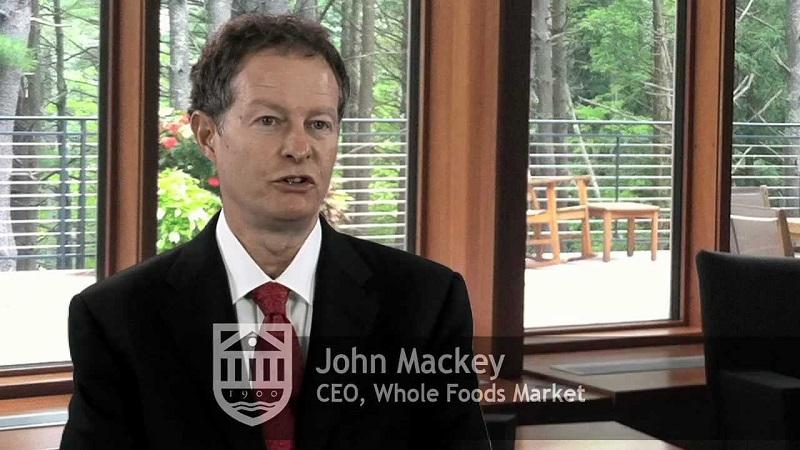 Famous entrepreneur: John Mackey