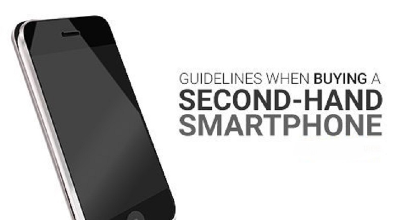 Tips for buying or selling a second-hand cell phone