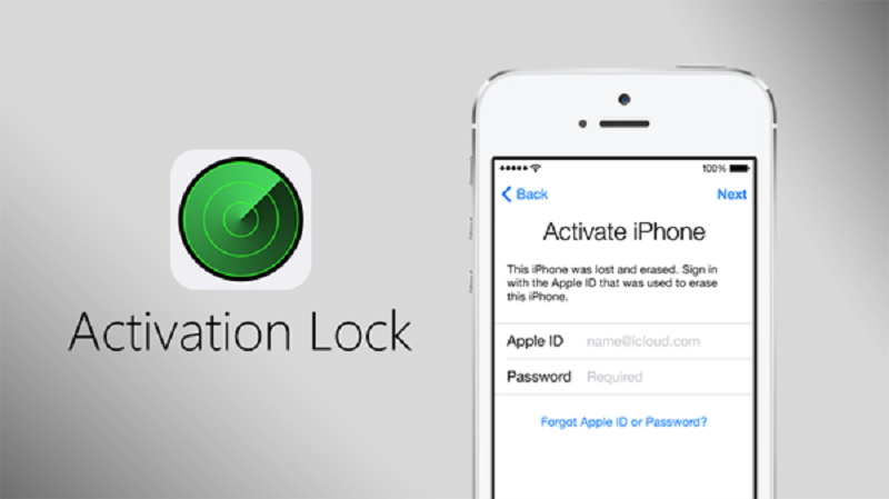 iPhone Activation Lock