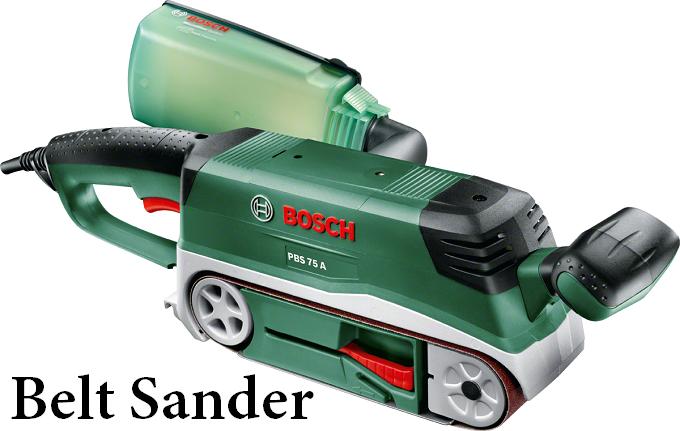 Belt Sander BOSCH PBS 75 A