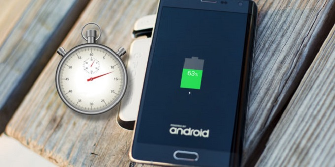 How to make your android phone charge faster