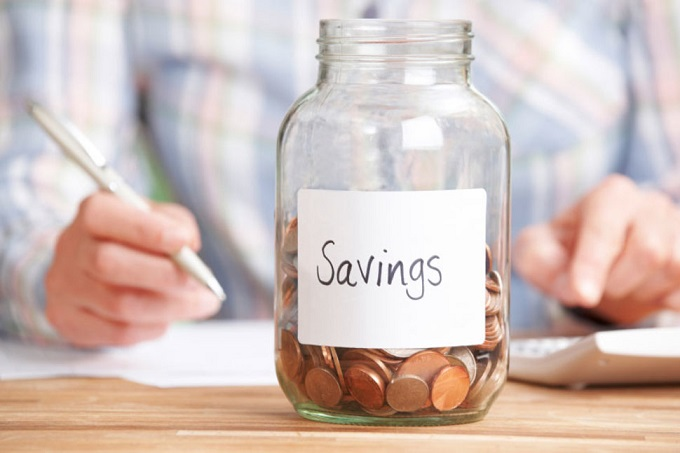 How to save money from low salary every month
