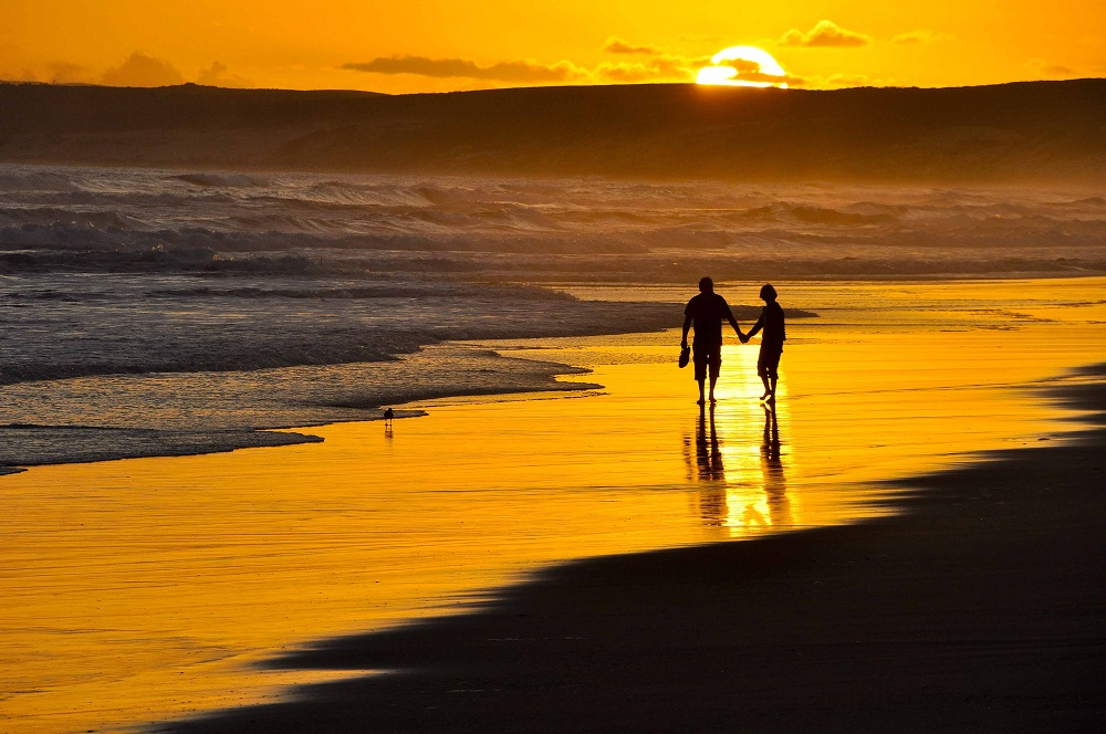 The 8 Most Romantic Sunsets
