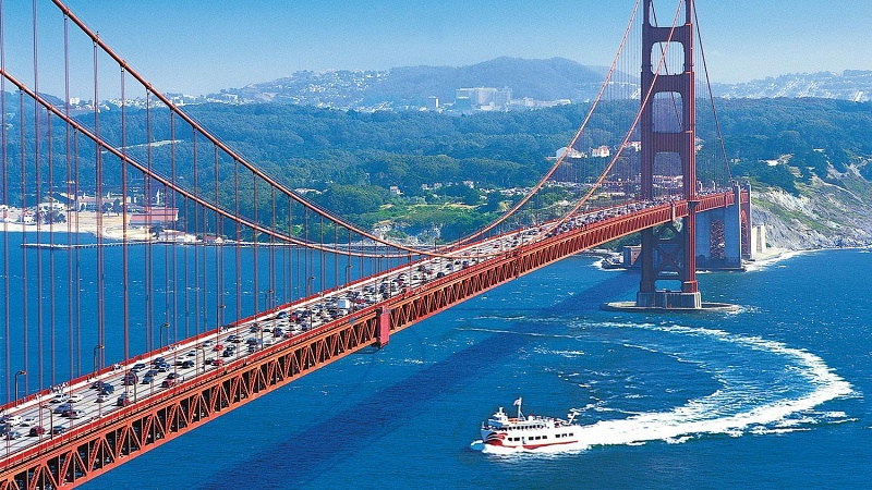 Golden Gate of San Francisco