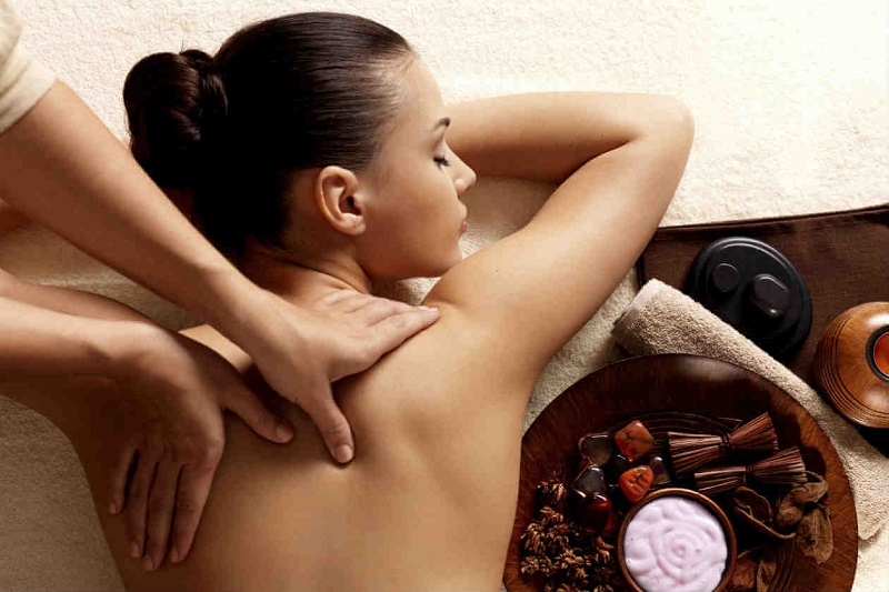 How to give relaxing full body massage