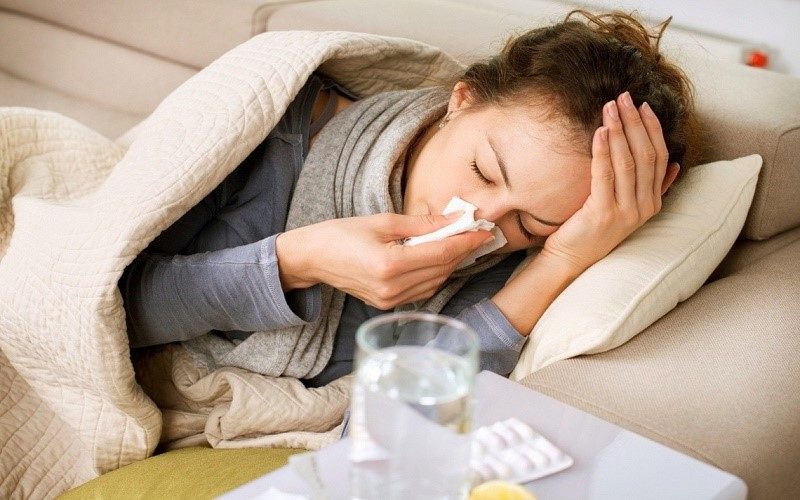 Influenza treatment, symptoms, and prevention