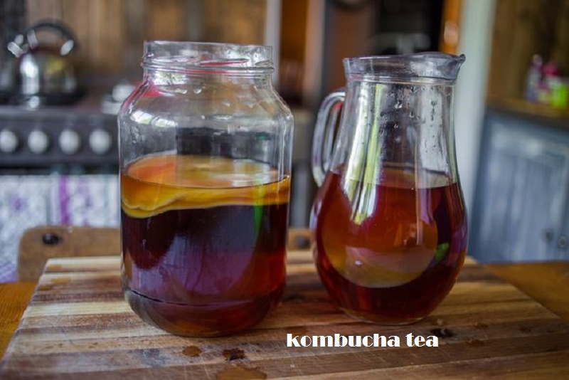 How to prepare kombucha tea