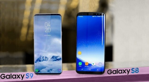 Samsung Galaxy S9 vs Galaxy S8, what differences will there be between them?