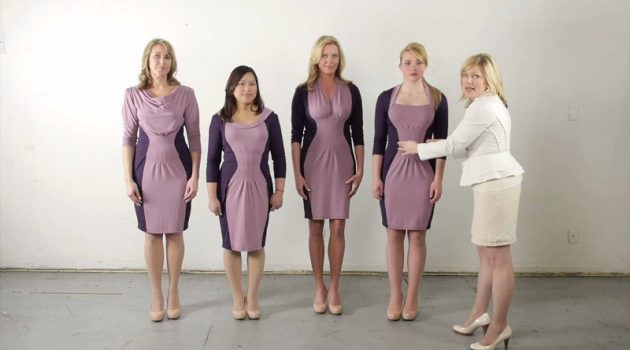 How to choose dress according to body shape or type?