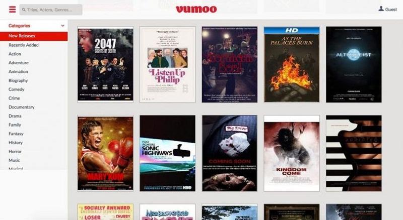 Movie Sites Similar to Rainierland