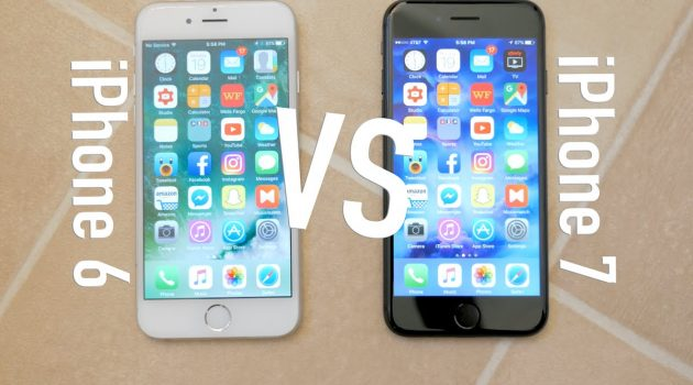 Ultimate Battle of iPhone 7 vs iPhone 6 | Which is better?
