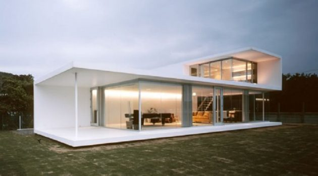 Minimalist houses: Some designs that will surprise you