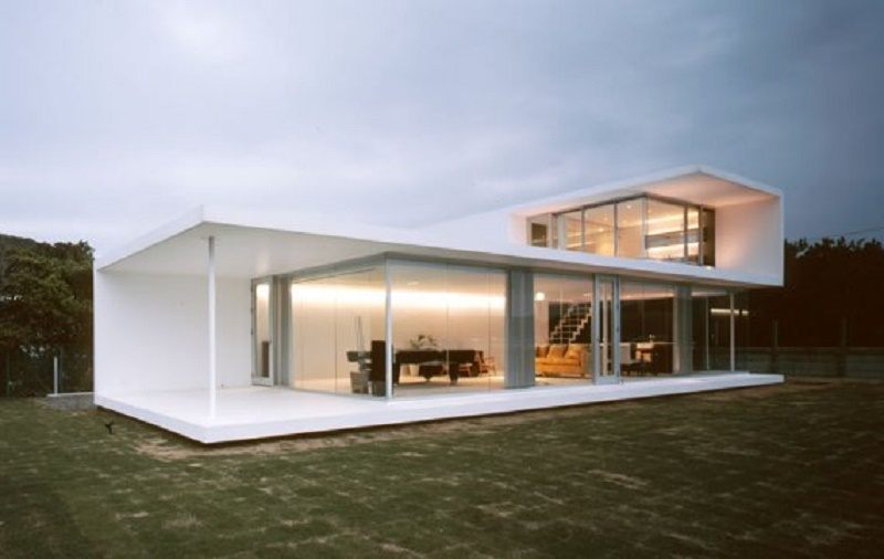 Minimalist houses