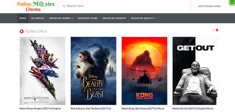 Online Movies Cinema
