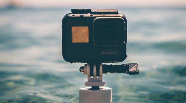How to stabilize GoPro videos or action cams in general with the Gimbal