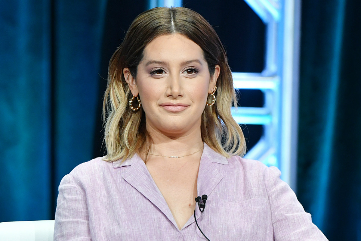 Ashley Tisdale's net worth