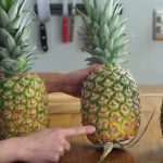 How to ripen a pineapple at home?