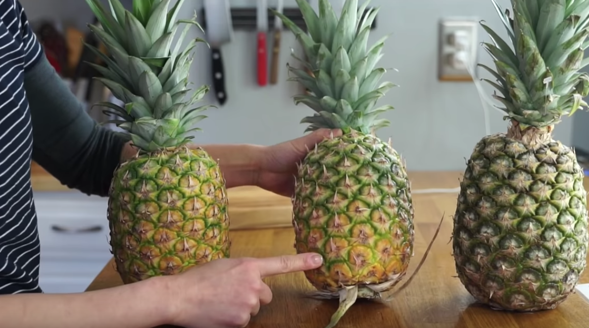 How to ripen a pineapple at home