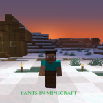 How To Make Pants In Minecraft?